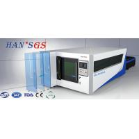 Quality FOB / CIF / C&F / EXW PRICE Fiber Laser Cutter For Metal , Laser Steel Cutting Machine for sale