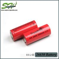 Wholesale 26650 Rechargeable Mechanical Mod Battery 3200mah for Stingray TrustFire from china suppliers