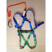 Wholesale Construction Safety Belt Rope Dacron With A Big Hook And Energy Bag High Tensile from china suppliers