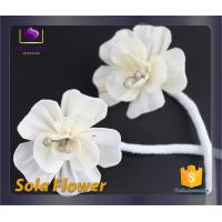 Wholesale Immortal Rose Sola Flowers Decorate For Wedding Party Fragrance from china suppliers