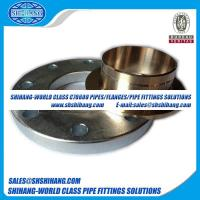 Wholesale copper nickel UNS C70600 CUNI 9010 flange Inner Flange-Composite Slip On Flange-EEMUA 145 from china suppliers