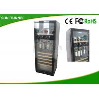 Wholesale One Glass Door Alcohol Vending Machine Wine Kiosk With ED Lighting System from china suppliers