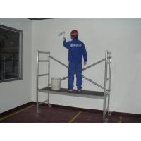 Wholesale Cold Pressed Foldable Scaffolding with Ringlock system / Tig Welded System from china suppliers