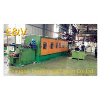 Wholesale Durable Continuous Tube Copper Rolling Mill , High Automaticity Roll Mill Machine from china suppliers