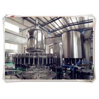Wholesale 6.57kw  Water Bottle Filling Machine 2750*2180*2200 8000ph - 10000bph from china suppliers