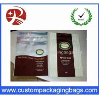 Wholesale Plastic Coffee Packaging Bags With / Without Side Gusset Pictures & Photos from china suppliers