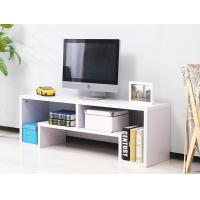 Wholesale Living Room Furniture TV Stand For Flat Screens , White TV Console Furniture from china suppliers