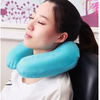 Buy cheap U-shape memory foam pillow for traveling from wholesalers