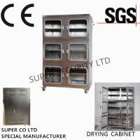Wholesale Desiccant Nitrogen Dry Box Rustproof Floor standing , Dehumidification from china suppliers