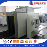 Wholesale Dual View Airport Xray Machine For Heavy Baggage , Security X Ray Machine from china suppliers