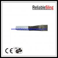 Wholesale High Safety Anti - wear Grey Flat Webbing Sling for construction , engineering from china suppliers