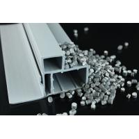 Wholesale Extrusion Profile Rigid Plastic PVC Pipe Compound Resistant Against Acids from china suppliers