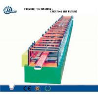 Wholesale Hydraulic Station Power 4Kw Downpipe Roll Forming Machine 550MPa / 345MPa / 235MPa from china suppliers
