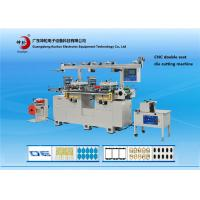 Wholesale Custom Hot Stamping Gold Die Cutting Machine , Foil Tape Die Cutting Equipment from china suppliers