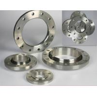 "Wholesale 1/2"" - 60"" Forged Alloy Steel Pipe Flange A182 A350 , ASTM A182 F5 / F9 / F11 from china suppliers"