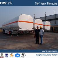 Wholesale fuel tank trailer , fuel tank semi trailer , 50000 liters fuel tank semi trailer from china suppliers