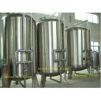 China Commercial Pure / Drinking Water Treatment Systems 1000L - 30000L on sale