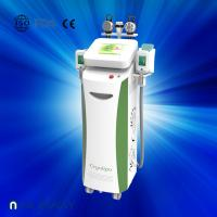 Wholesale Beautiful Designed 5 Hanldes Cavitation Cryolipolysis Vacuum Slimming Machine from china suppliers
