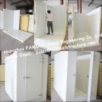 Wholesale Commercial Freezer Solar System Walk in Freezer Made of Insulated Material from china suppliers