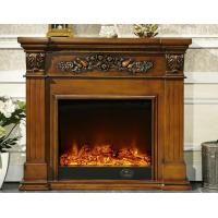 Wholesale Multi Functional Free Standing Slim Electric Fireplace 1.2m Height from china suppliers