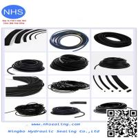 Buy cheap Black Color FKM Rubber O Ring Cord Seal Cord for Industrial Component from wholesalers