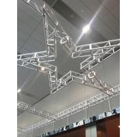 Wholesale Silver Aluminum Circle Truss 300*300 9m Size For Indoor Show And Events from china suppliers