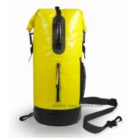 Wholesale Heavy Duty Waterproof Dry Bags Quick Submersion Of 600D Nylon Coated PVC Tarpaulin from china suppliers