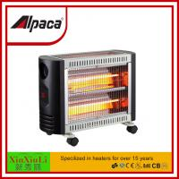 Wholesale infrared radiant quartz heater SYH-1206C electric heater for room indoor saso/ce/coc certificate Alpaca manufactory from china suppliers