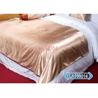 Wholesale Wide Size Jacquard Hotel Bed Runners Polyester with 5 star from china suppliers