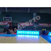 Wholesale Outdoor Perimeter Football Pitch Advertising Boards P6 mm 32 x 32 Dots from china suppliers