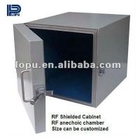China RF Shield Cabinet & RF anechoic chamber & RF Shield Box on sale