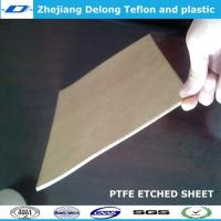 Wholesale ptfe etched sheet sample from china suppliers