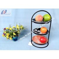 Quality New design 3 - tier dessert holder/ dish holder/ plate holder for sale