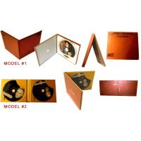 Wholesale 700MB/ 8.5GB 120mm Dia. CD DVD Replication With Clip Wooden Case For Driver DVD-ROM from china suppliers