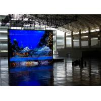 Buy cheap Die Casting Aluminum Cabinet Outdoor Rental LED Display P10 IP65 from wholesalers