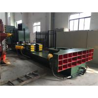 Wholesale Hydraulic Drive Disassembling Industrial Baler With Tongs Route Changeable from china suppliers
