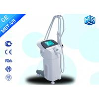 Wholesale 4 Pieces Vacuum Cavitation Slimming Machine , Velashape 3 / Vela Shape Lipolaser Cavitation from china suppliers