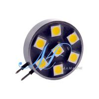 Wholesale 1.5W 7 SMD5050 G4 Replacement LED, SMD5050 LED G4, Side Pins G4 LED spotlights from china suppliers
