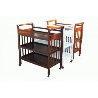 Wholesale New Zealand solid wood changing table diaper changer from china suppliers