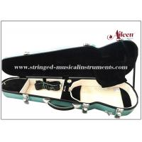 Wholesale 4/4 Carbon Patten Exterior Fiberglass Musical Instrument Case 2.1 KGS Weight Violin Case from china suppliers