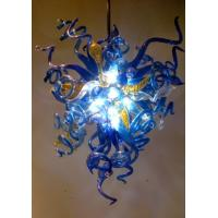 Buy cheap Modern Art Glass Pendant Light from wholesalers
