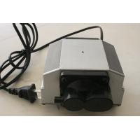Wholesale General Hydroponics Double Diaphragm Air Pump 12V / 220V With Duckbill Valves from china suppliers