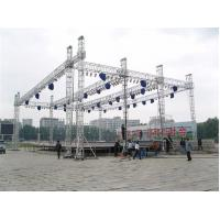 Quality Custom Length Aluminium Trade Show Truss Display Stand Truss For Exhibition Show for sale