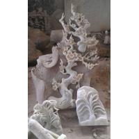 Wholesale Natural Granite Carving flower design from china suppliers