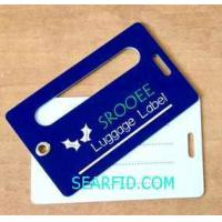 Wholesale Luggage complete set Card, Airways Baggage Label, with corns clasp from china suppliers