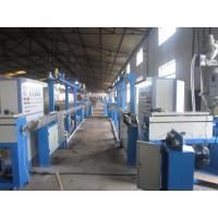 Wholesale PLC Hdpe Pipe Extrusion Machine , Horizontal High Speed Screw Extruder Machine from china suppliers