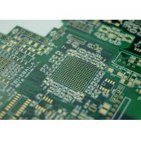 Wholesale BGA Digital Clock Bare Printed Circuit Boards With 10 / 12 / 28 Layer from china suppliers
