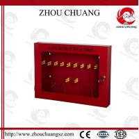 Buy cheap Useful Combination Safety Durable Steel Colorful  Lockout Station from wholesalers