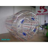 Wholesale Transparent Inflatable Water Walking Roller WR07 Used In Lake / Pool from china suppliers