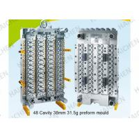 Wholesale Hot Runner Steel 48 Cavity 30g PET Preform Mould for Plastic Bottle from china suppliers